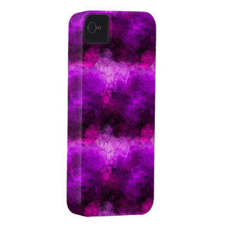 Purple Crystals Case-Mate iPhone 4 Case