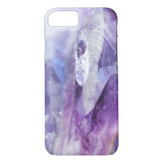 Purple Crystals iPhone 7 Case