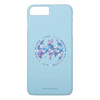 Purple Daisy Bat Signal iPhone 8 Plus/7 Plus Case