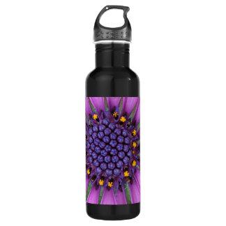 Purple Daisy Picture 710 Ml Water Bottle