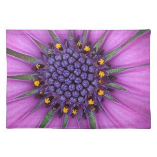 Purple Daisy Picture Place Mat
