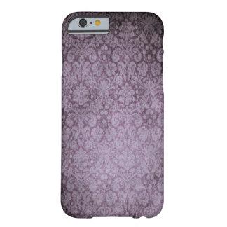 Purple Damask iPhone 6 case