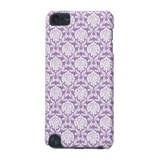 Purple Damask IPod Touch Case