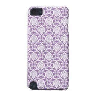 Purple Damask IPod Touch Case