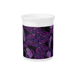 purple darkness fractal pitcher