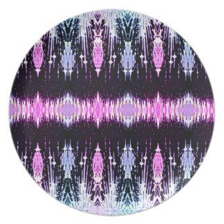 Purple Dazzle Plate