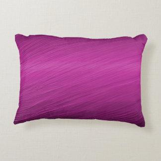 Purple Decorative Cushion