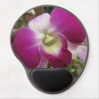 Purple Dendrobium Orchid Mousepad