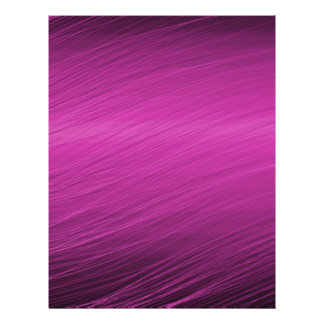 "Purple Design 8.5"" X 11"" Flyer"