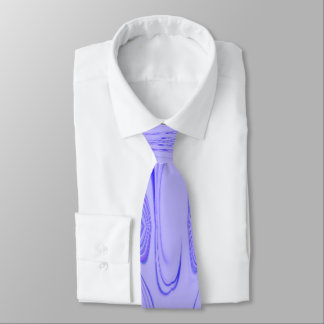 Purple Diamond Men's Necktie