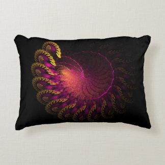 Purple Dimension Pillow Accent Cushion