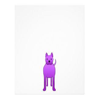 Purple Dog Flyer
