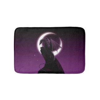 Purple Dragon Bath Mats