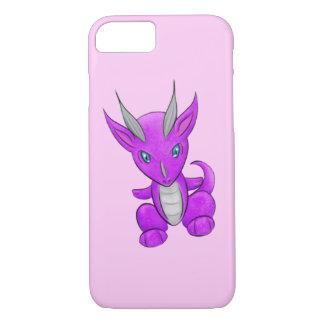 Purple Dragon Chibi Case