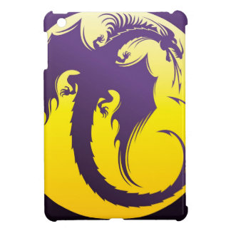 Purple Dragon iPad Mini Case