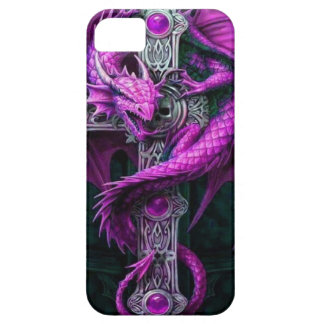 Purple Dragon iPhone 5 Cover