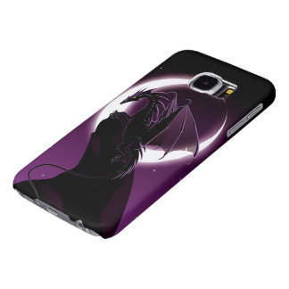 Purple Dragon Samsung Galaxy S6 Cases