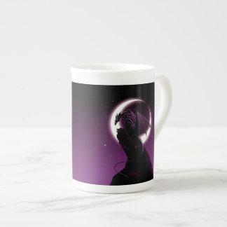 Purple Dragon Tea Cup
