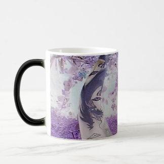 Purple Dragons Magic Mug