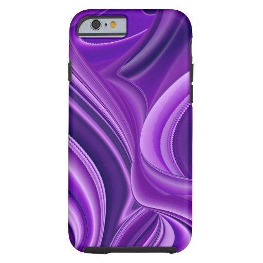 Purple Dream , Abstract Fantasy Rainbow-Art iPhone 6 Case