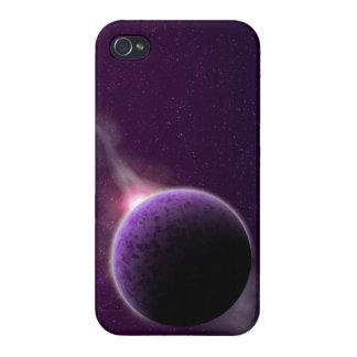 Purple Dream Iphone 4 Case
