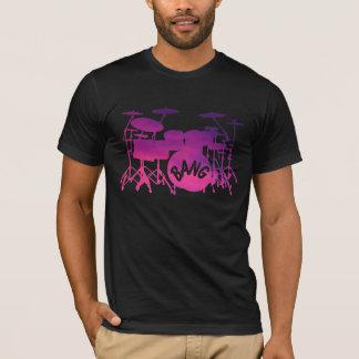 Purple Drums T-Shirt