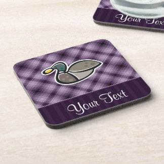 Purple Duck Coaster