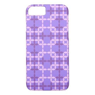 Purple Durple Double Dutch iPhone 7 Case