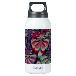 Purple, Dusty Rose & Green 0.3L Insulated SIGG Thermos Water Bottle