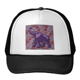Purple Elephant Hats