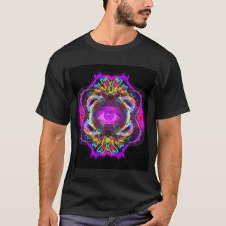 Purple eye mandala T-Shirt