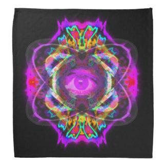 Purple eye of Saturn Bandana