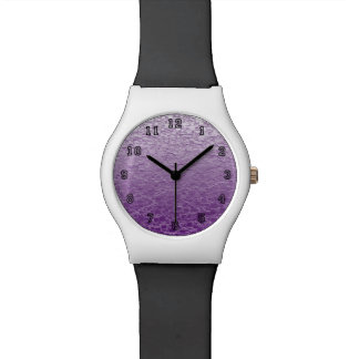 Purple Fade Mini Box Background Watch