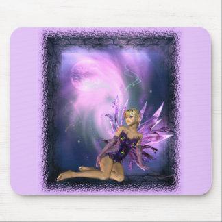 Purple Fairy Mousepad