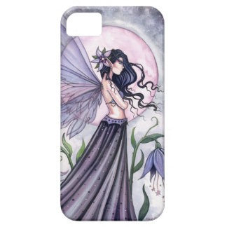 Purple Fantasy Fairy Art iPhone Case
