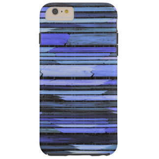 Purple Fence Tough iPhone 6 Plus Case