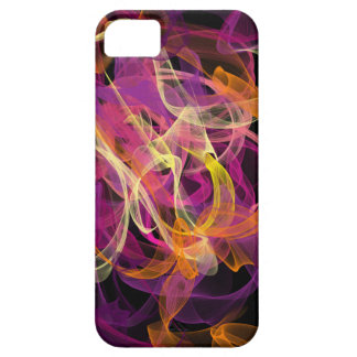 Purple fire iPhone 5 covers