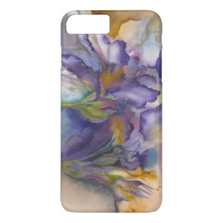 Purple Flame iPhone 8 Plus/7 Plus Case
