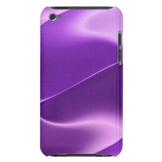purple flame iPod touch cover