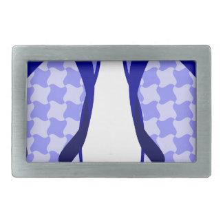 Purple Flip Flops Belt Buckles