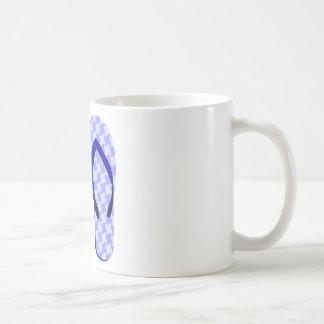 Purple Flip Flops Coffee Mug