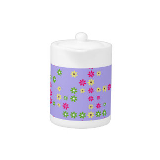 Purple Flower Confetti