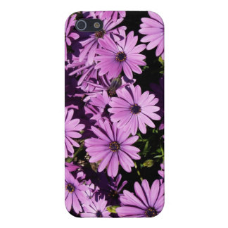 Purple Flower Delight Cover For iPhone 5/5S