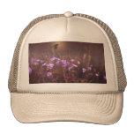 Purple Flower Hats