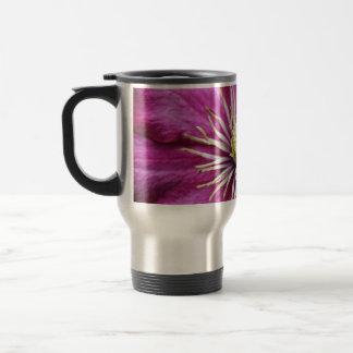 Purple flower in bloom during Spring Mug