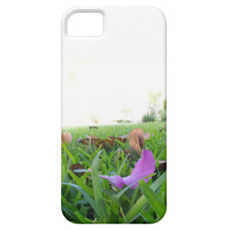 Purple Flower iPhone 5 Cases