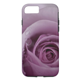 Purple Flower iPhone 8/7 Case