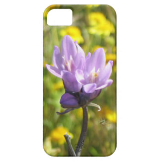 Purple Flower iPhoneSE Case