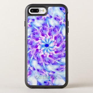 Purple Flower Mandala OtterBox Symmetry iPhone 8 Plus/7 Plus Case