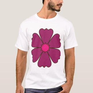 Purple Flower Mens T-Shirt